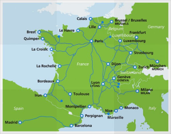 map_with_tgv_high-speed_train_routes